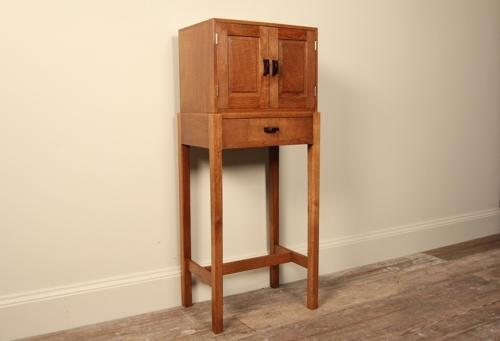 Cotswold School Oak Side Cabinet