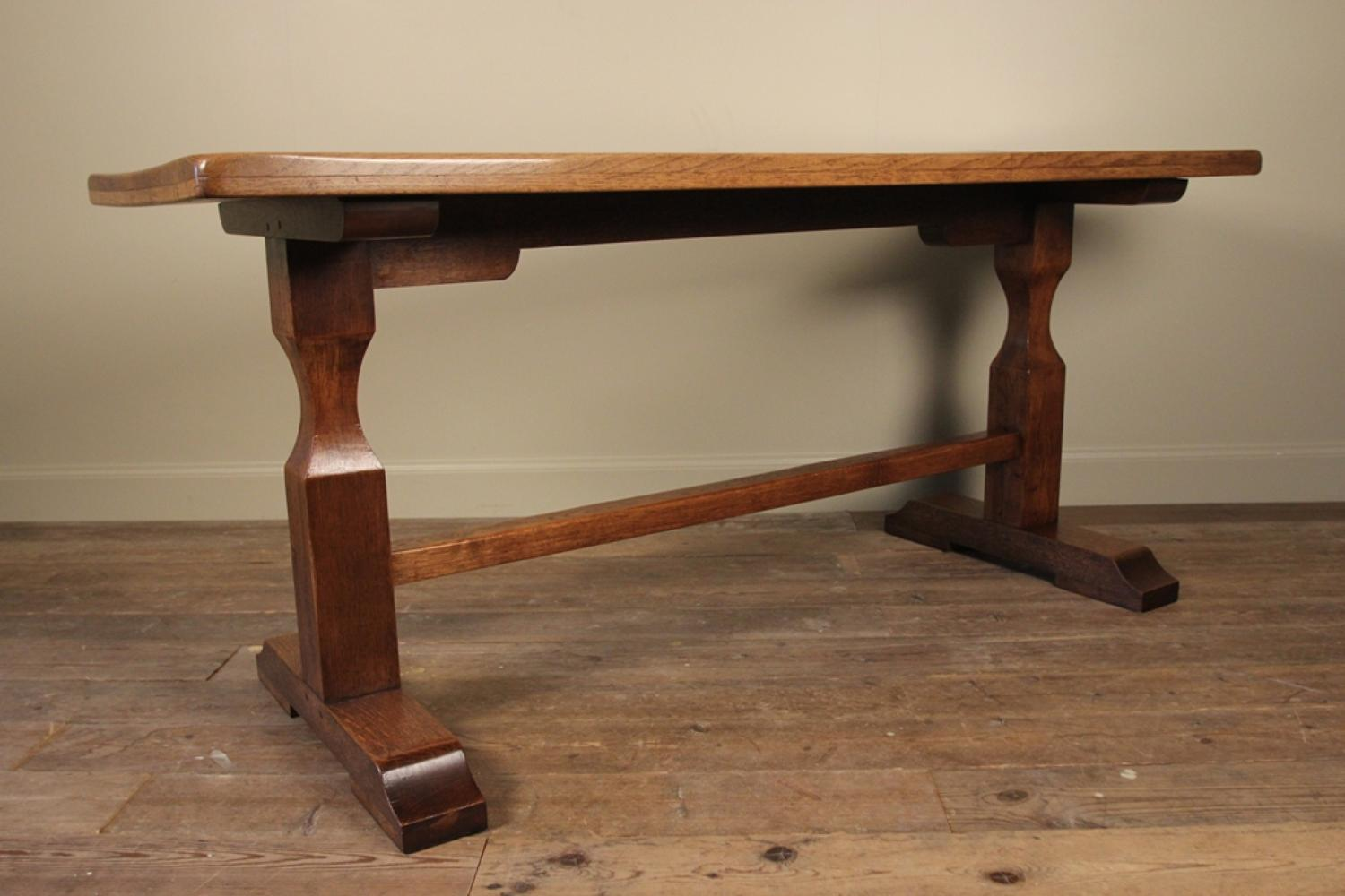 Lovely Refectory Table Stylish Small English Oak Refectory Table In Tables . Refectory  Table ...