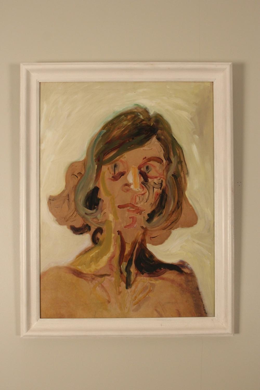 Jason William Francis Monet Portrait Painting