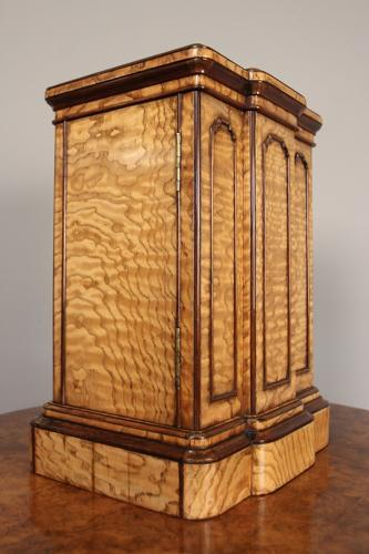Fine Holland & Sons Jewellery Cabinet