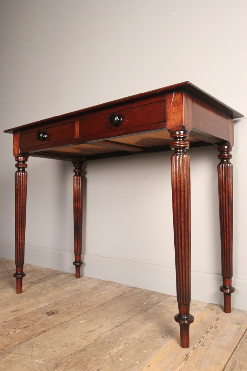 Rare Rosewood Lesser Antilles Side Table