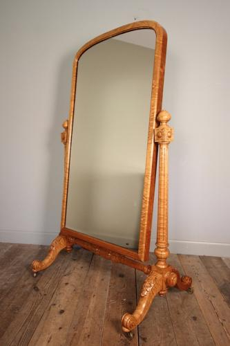 Superb Holland & Sons Cheval Mirror