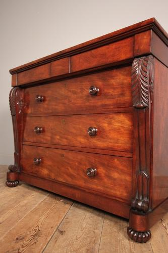 Superb Small William IV Mahogany Chest of Drawers