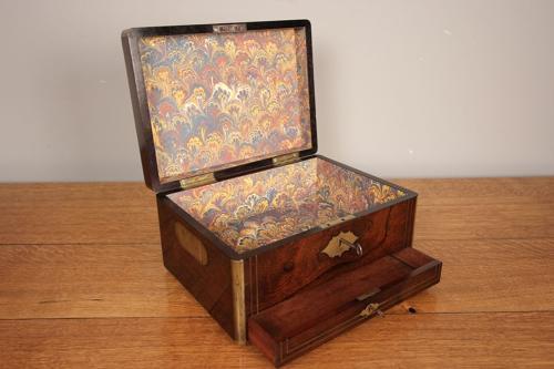 Rosewood Georgian Campaign Box