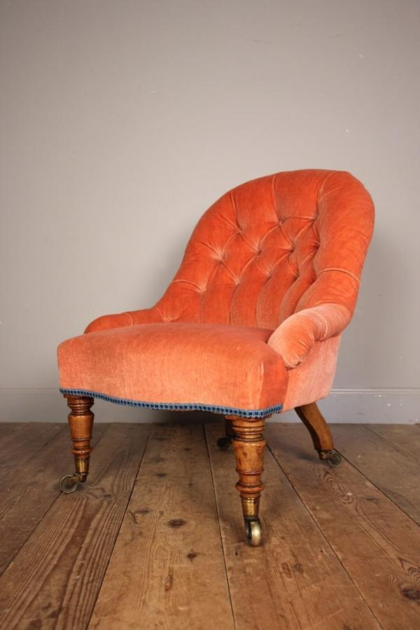 Super Quality 19th C Bedroom Chair