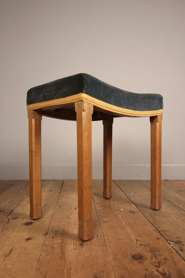 Immaculate Elizabeth II Coronation Stool