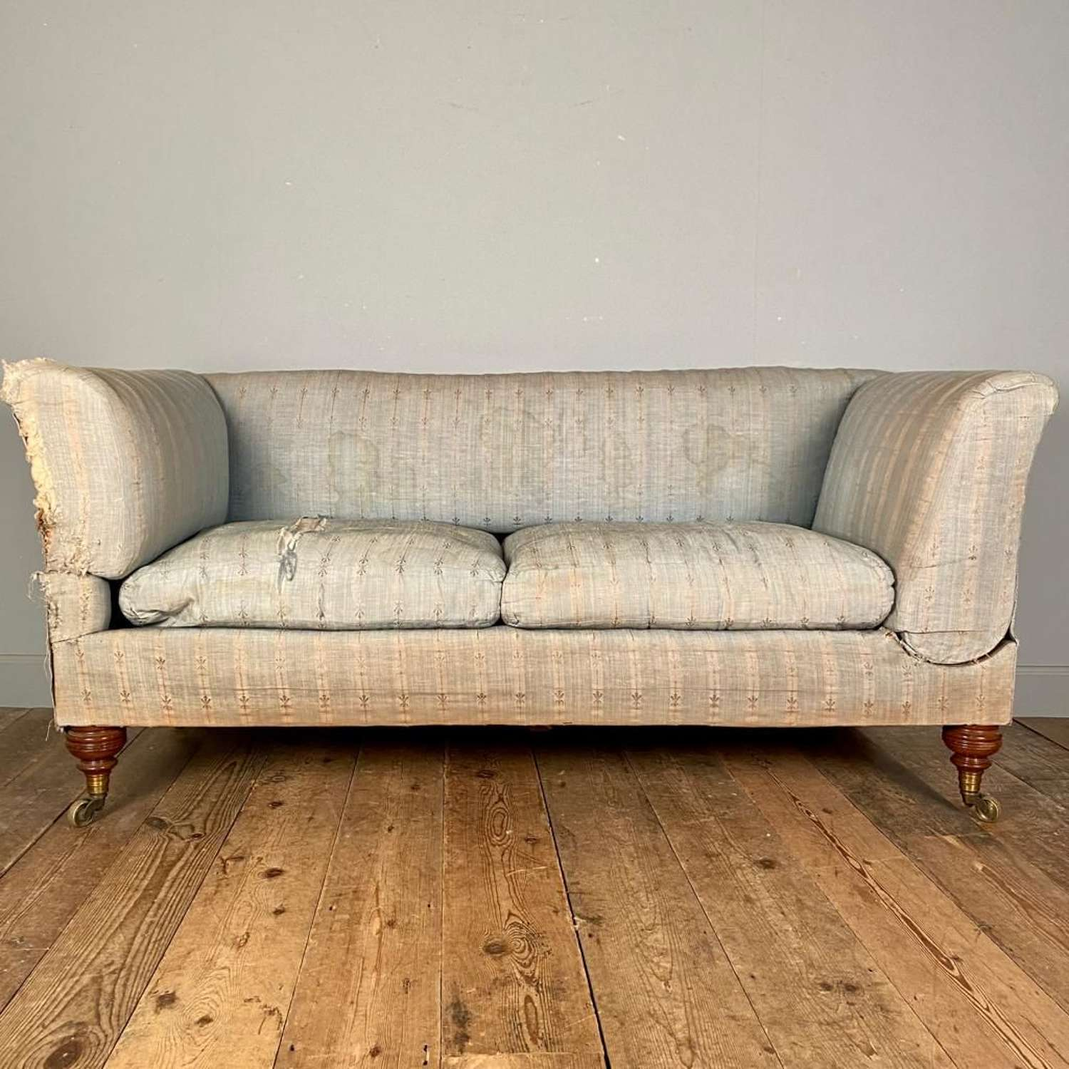 19th C Howard and Sons Sofa