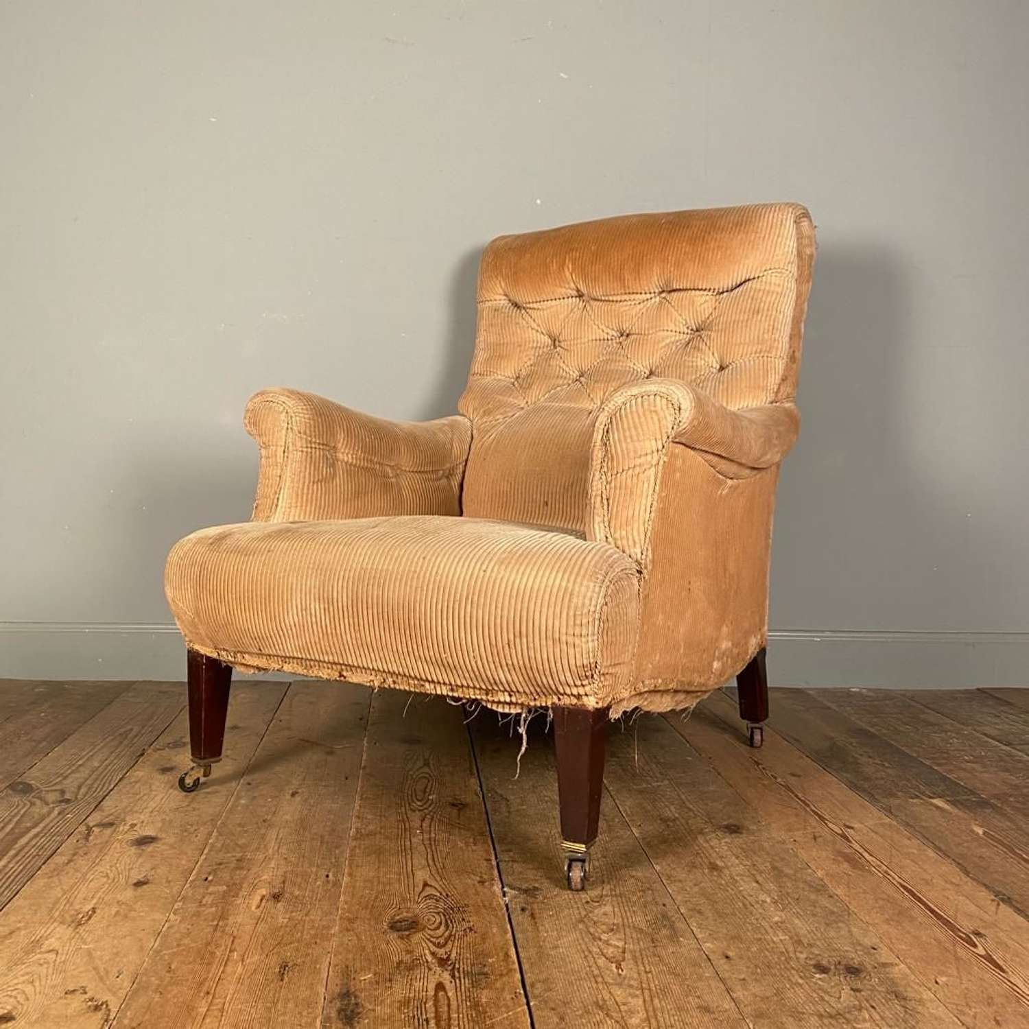 19th C Howard Style Chair