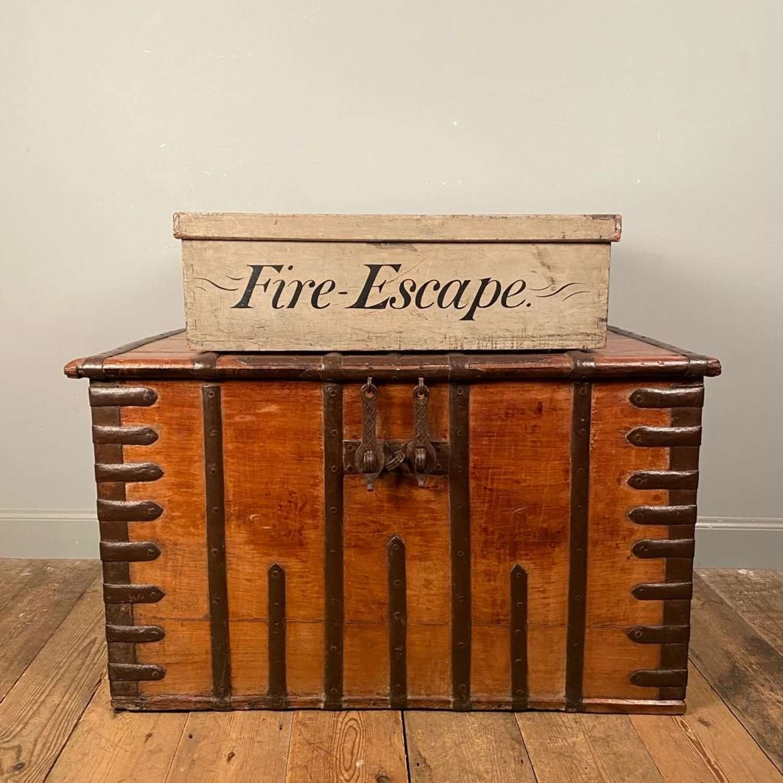 19th C Scottish Country House Fire Escape