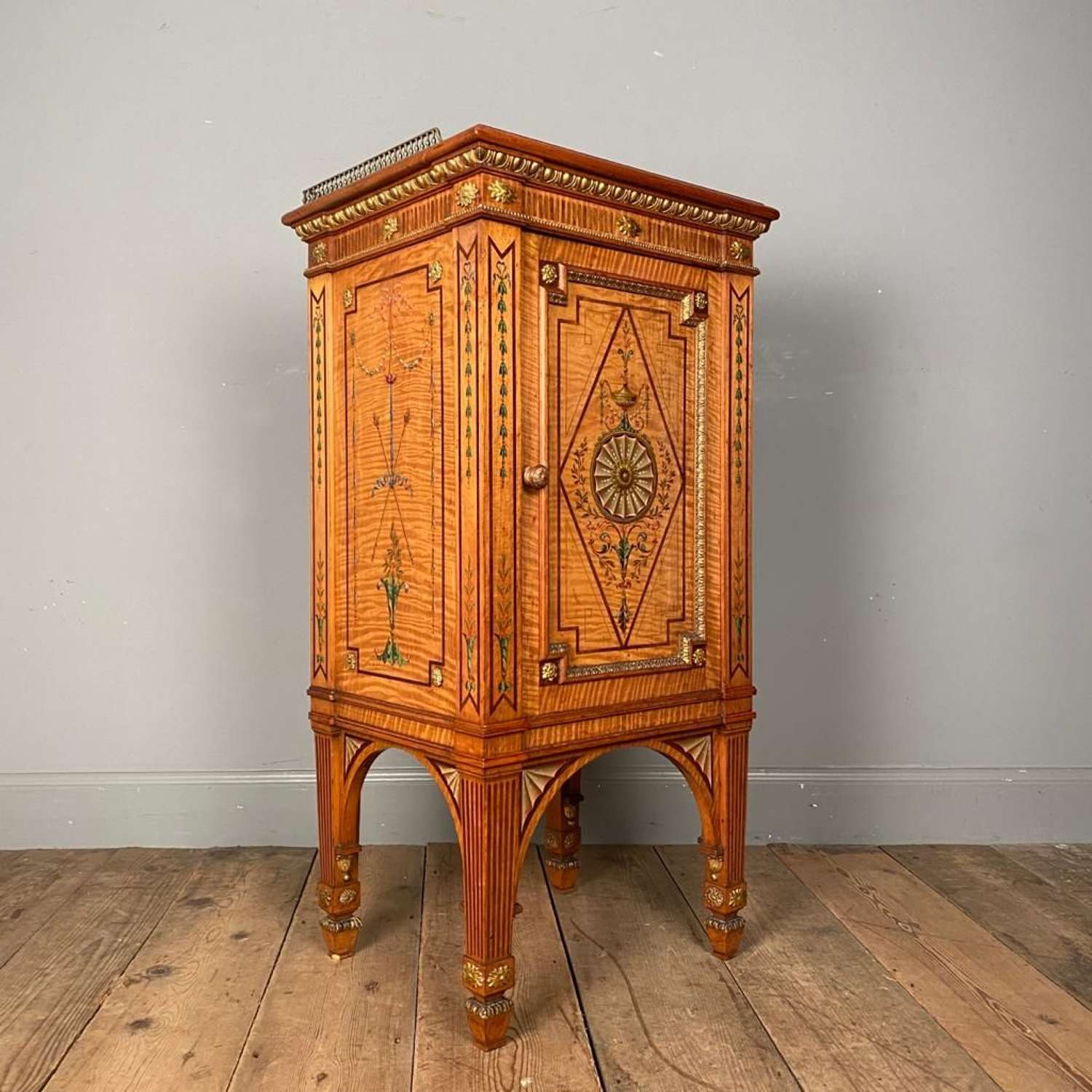 Holland & Sons Small Side Cabinet