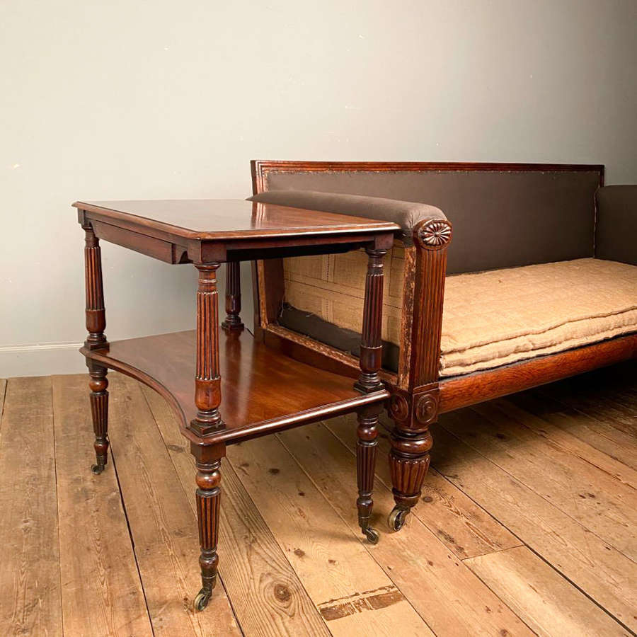 Fine George IV Mahogany Étagère - Manner of Gillows