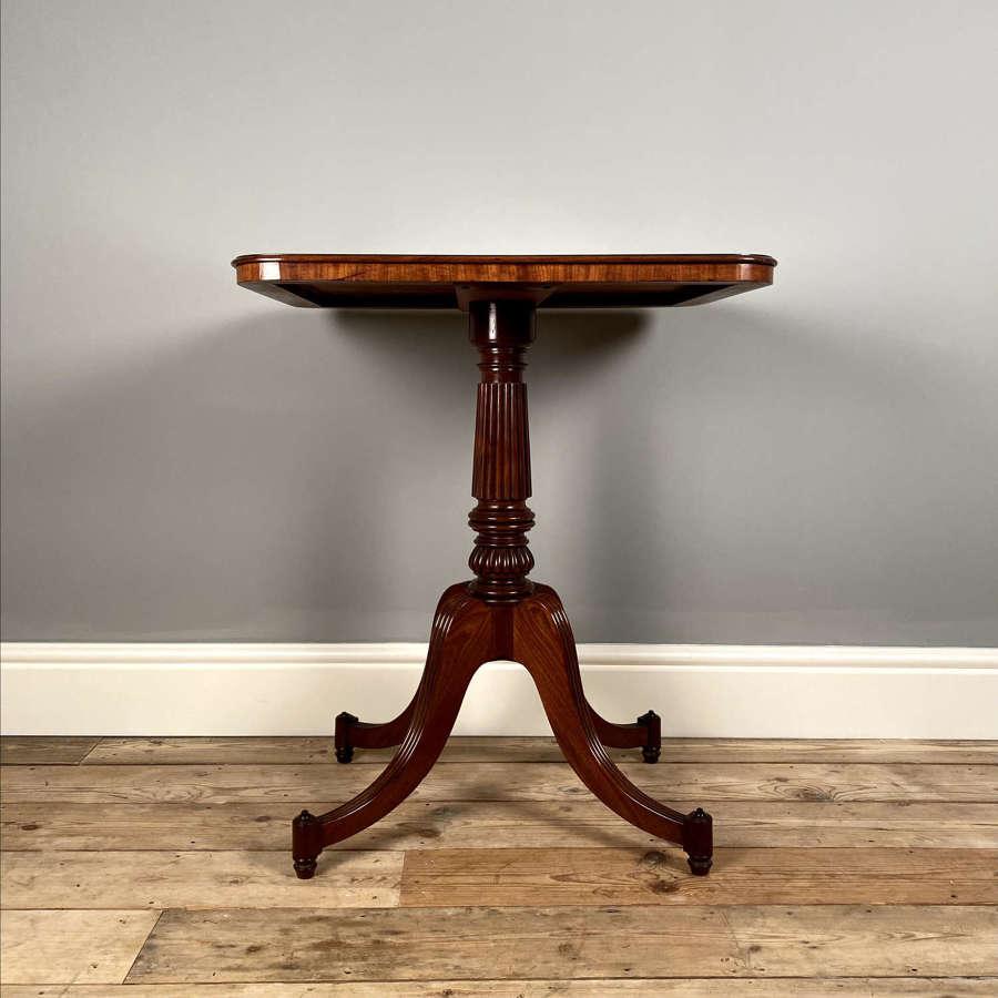 Gillows Regency Mahogany Occasional Table