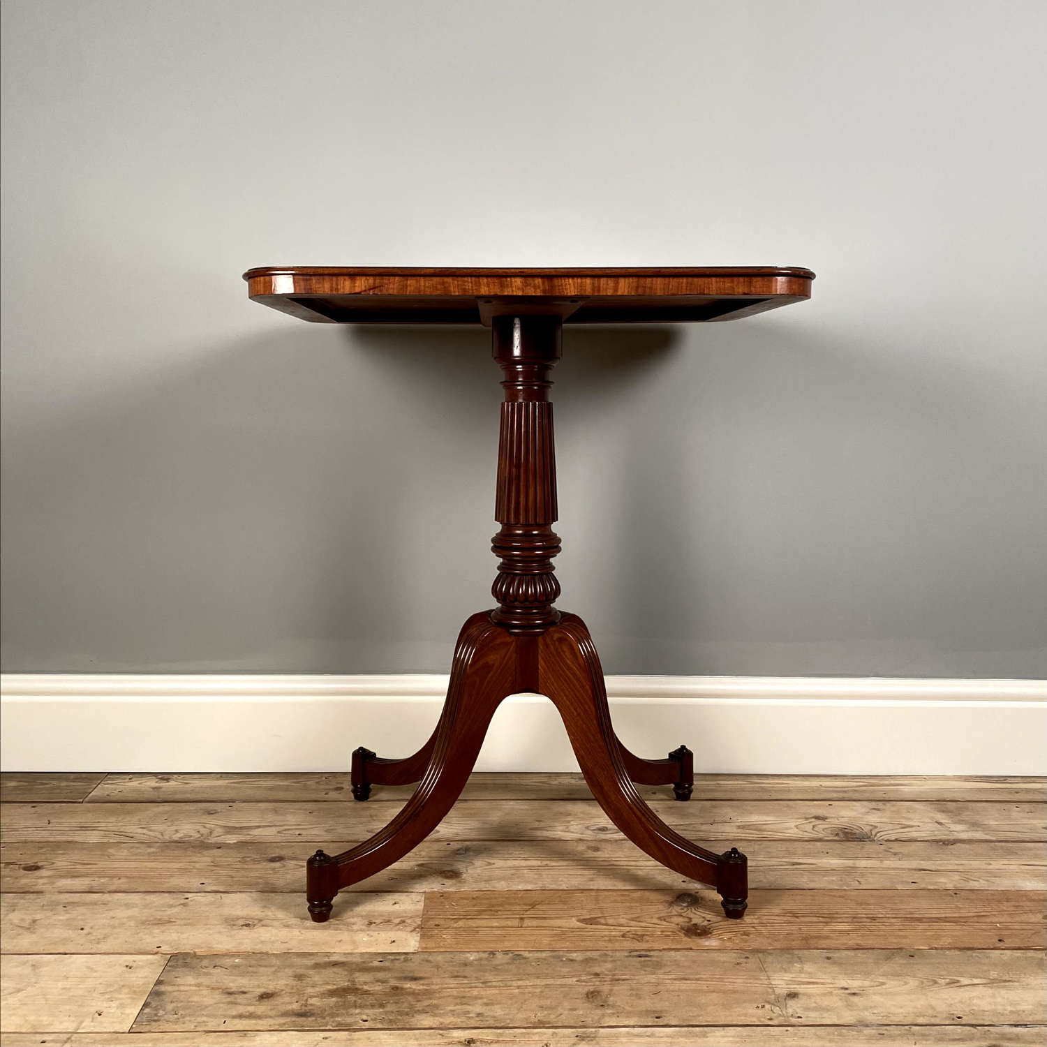 Gillows Regency Mahogany Occasional Table