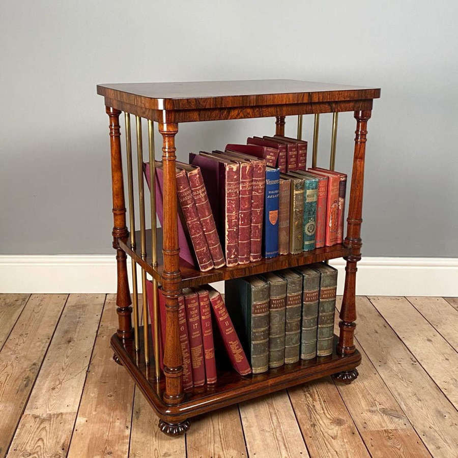 George IV Gillows Rosewood Etagere - 2 available